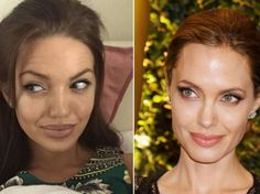 This Woman May Be The Most Accurate Angelina Jolie's Look Alike Ever!