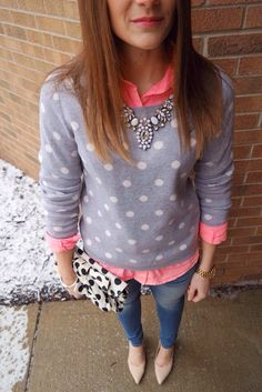Indianapolis Style Blog | Regally Soled: Seeing Spots
