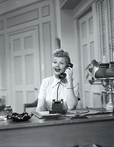 """""""She's such a gossip and so annoy...why, hello Carolyn! How are you doing, dear?"""""""