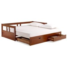 Tiara Twin Low Loft Bed Captains Bed Bed With Drawers