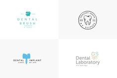 Dental Branding Pack 0.5 - Logos - 3