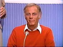 """McLean Stevenson (Actor) 1927-1996 best known for his portrayal of Colonel Henry Blake on """"Mash"""""""