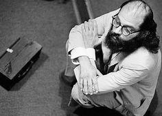 Allen Ginsberg gives me all the feels Content Marketing, Social Media Marketing, Allen Ginsberg, Beat Generation, Essayist, Writers And Poets, American Poets, All The Feels, Brave New World