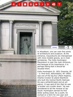 Museum Planet presents a comprehensive narrated digital tour of historic Woodlawn Cemetery in the Bronx - New York City.