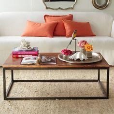 Wisteria - Furniture - Coffee Tables -  Modern Rustic Coffee Table - $399.00
