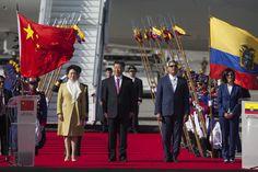LIMA (AP) — La anticipada retirada económica estadounidense de Latinoamérica bajo el próximo gobierno de Donald Trump hace que los líderes de la región miren al otro lado del mundo, a China, en busca de ayuda para superar los posibles problemas financieros.
