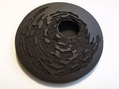 Geology–Inspired Ceramics by Kris Marubayashi