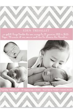 Gray Blue Chevron Baby Announcement OMG I love this! Baby Dombrowski WILL have a similar announcement! Newborn Pictures, Baby Pictures, Maternity Pictures, Baby Christening Gifts, Birth Announcement Photos, Birth Announcements, Baby Birth, Boy Photos, Baby Love