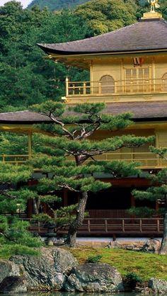Lets See >> Kinkaku-ji,  Kyoto, Japan **.