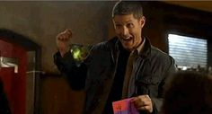 "Happy | 18 ""Supernatural"" GIFs To Express Your Every Emotion"