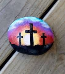 Rock Painting Ideas that will inspire you to start creating! Don't be intimidated by all the rocks you see. Painted Rock Ideas are perfect for beginners! Rock Painting Patterns, Rock Painting Ideas Easy, Rock Painting Designs, Pebble Painting, Pebble Art, Stone Painting, Stone Crafts, Rock Crafts, Inspirational Rocks