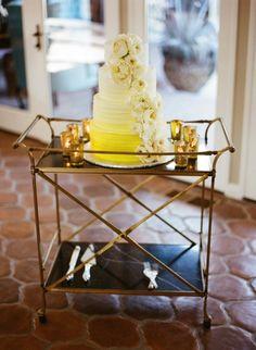 Mesa do bolo de casamento: ideias para você se decidir