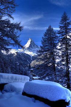Zermatt, Switzerland (omg SWITZERLAND)