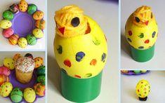 activités-pour-enfants-idées-déco-pâques-poussins-oeufs