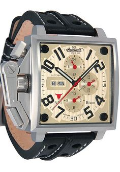 Ingersoll IN1613CR Watch - The Coolest Watches from Watchismo.com