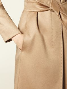 Pure cashmere coat MaxMara