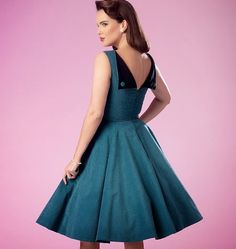 New Butterick Designs for Fall!