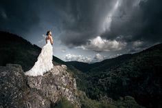 The bride vs the wrath of heaven by Sebastien Barriol on 500px
