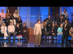 YouTube The Booth Brothers singing Look for Me at Jesus Feet