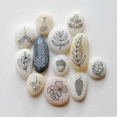 Разрисованные камушки SKRMASTER.BY — Handmade ярмарка Беларусь