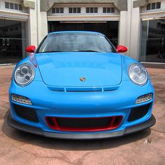 All things bright & beautiful - Porsche GT3