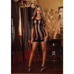 MAGIC SILK MINI VESTIDO LEDDER NEGRO - Sex Frodisia Sex Shop http://www.sexfrodisia.com/vestidos/22614-magic-silk-mini-vestido-ledder-negro.html