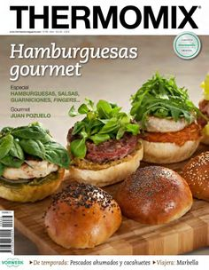 Tm abril 2014 - HAMBURGUESAS GOURMET