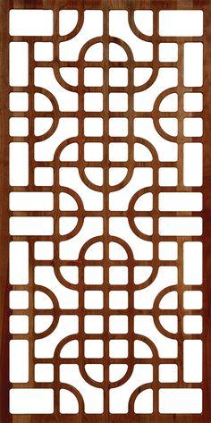 Decorative grilles by Pinecrest