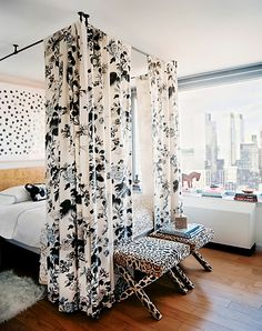 """I like the pattern mix just not in black and white. Great way to make a """"full teaster"""""""