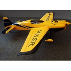 Here is the all new REDWING RC MXSR 30cc plane. This is a Redwing RC exclusive. RedWing RC's ELITE plane's are all designed by the RedWing team, with one of our advisers being a previous designer for Boeing. Lot's of great custom features and excellent design for superior flight. Aero-Model.com