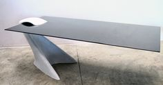 Design and Specify, Leeds, Yorkshire,  Meeting table by Acciugadesign.