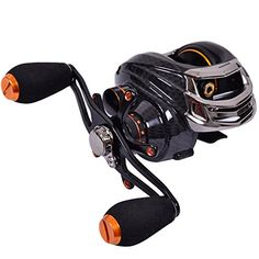 Special Offers - Fsing Tuned Magnetic Brake System Low Profile Saltwater Baitcast Baitcasting Fishing Reel Right Handed - In stock & Free Shipping. You can save more money! Check It (June 14 2016 at 01:32AM) >> http://fishingrodsusa.net/fsing-tuned-magnetic-brake-system-low-profile-saltwater-baitcast-baitcasting-fishing-reel-right-handed/