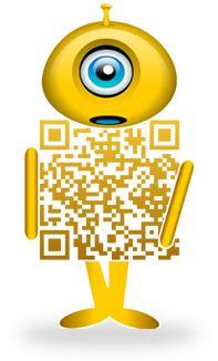 Fancy QR codes