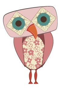 Day 365: Retro Owl (the official end of my 365-day project...kind of) from http://owladay.wordpress.com