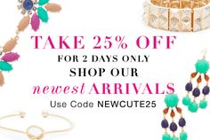 NEW ARRIVALS DAILY AT WWW.SWEETSERENITYBYJOY.KITSYLANE.COM DON'T MISS THIS GREAT SALE....AND CHECK OUT MY WEEKLY FLASH SALE....HAPPY SHOPPING !!!!
