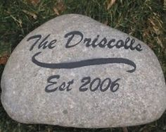 Stone Engraving - Feature Stones - Address Stones City of Toronto Toronto (GTA) image 2