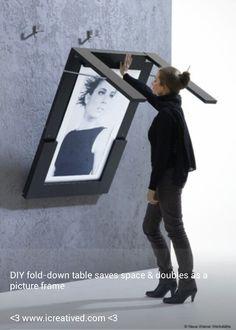 Great space-saving idea.