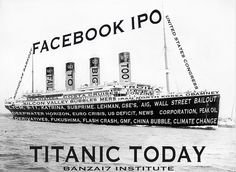 TITANIC TODAY (FINAL) by Colonel Flick, via Flickr Titanic Sinking, Rms Titanic, Titanic Today, Peak Oil, United States Congress, The Unit, History, Repeat, Creative