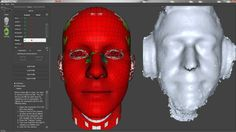 Faceshift Markerless Kinect Facial Animation Software Demonstration by J...