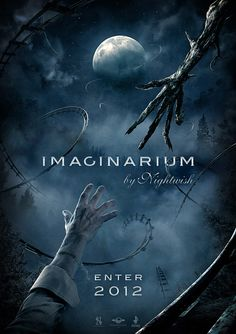 """The director Stobe Harju's  latest feature film called Imaginaerum has him, once again, in heavy collaboration with Finnish music band Nightwish.  """"The protagonist of the film is a songwriter with an otherworldly imagination. He is an old man who still thinks he's a young boy. While asleep, he travels into his distant past where his dreams of old come back to him mixed to the young boy's world of fantasy and music."""" 