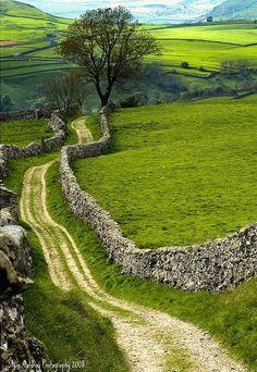 North Yorkshire Dales - England