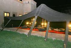 Bedouin Tent
