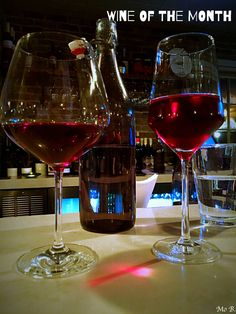 Check out this blogs wine and food picks of the month