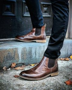 What is your favorite boot style?   Follow @shoes.men.coverbook for more gent shoes inspo  #CoverbookStyle  by @bluecollarprep