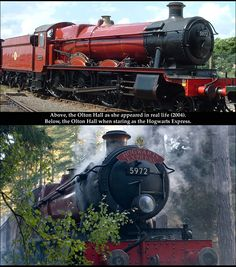 As of March 19th, 2015, the Olton Hall (the Hogwarts Express) can be visited in her new home: the Harry Potter WB Studio Tour near London! [Harry Potter Places Book One—London and London Side-Along Apparations Site #27.] http://www.mirror.co.uk/lifestyle/travel/british-breaks/harry-potter-studio-tour-attraction-5071788 You can read all about the Olton Hall's magical history & her role as the Hogwarts Express in Harry Potter Places Book Four—NEWTs: Northeastern England Wizarding Treks, Site…