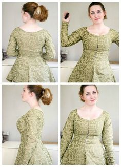 Tutorial: Supportive Kirtle on MorganDonner.com
