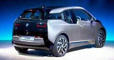 BMW i3 Electric Car picture