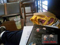 Limonada na Starbucks...