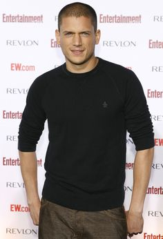 Wentworth Miller. | A Ranking Of The Hottest Buzz Cuts In Hollywood