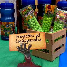 Resultado de imagen para fiesta tematica de plants vs zombies